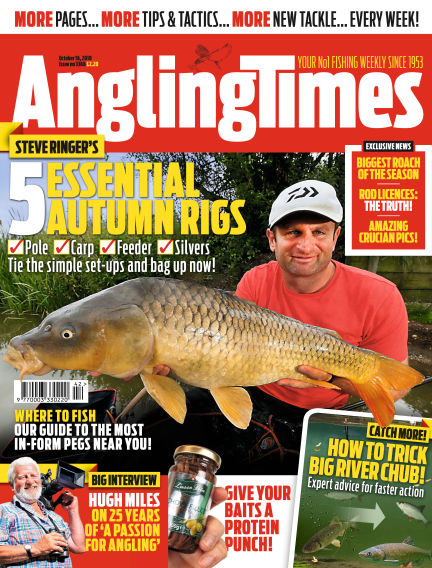 Angling Times October 16, 2018 00:00