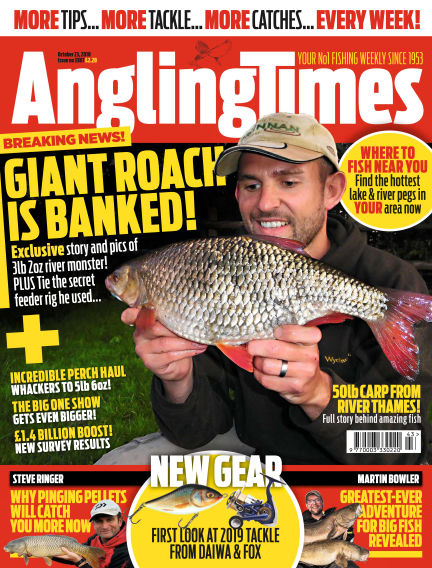 Angling Times October 23, 2018 00:00