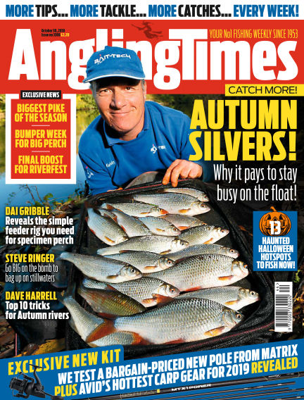 Angling Times October 31, 2018 00:00