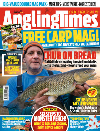 Angling Times Issue 3389