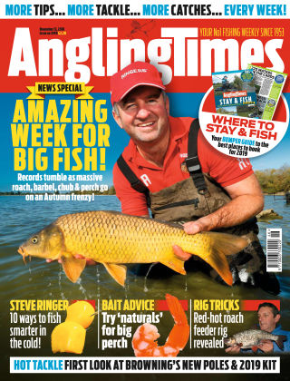 Angling Times Issue 3390