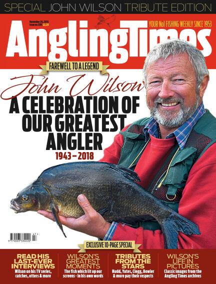 Angling Times November 20, 2018 00:00