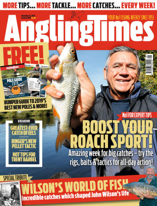 Angling Times Issue 3392
