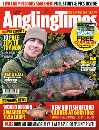 Angling Times Issue 3393