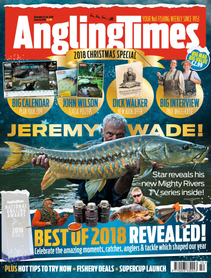 Angling Times December 11, 2018 00:00