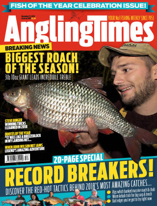 Angling Times Issue 3395