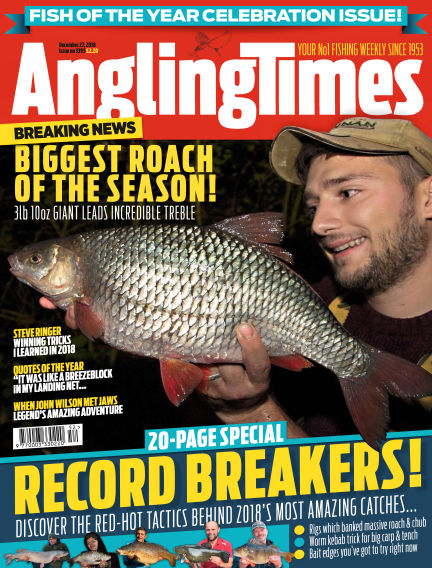 Angling Times December 28, 2018 00:00