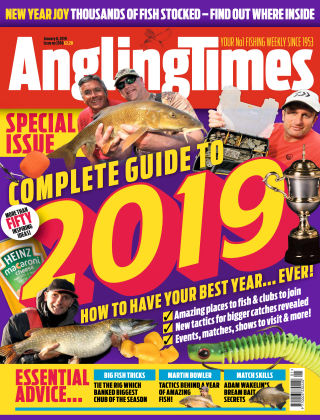 Angling Times Issue 3396