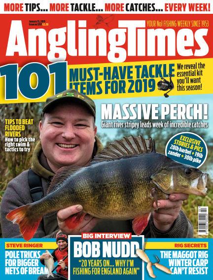 Angling Times January 15, 2019 00:00