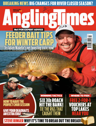 Angling Times Issue 3398