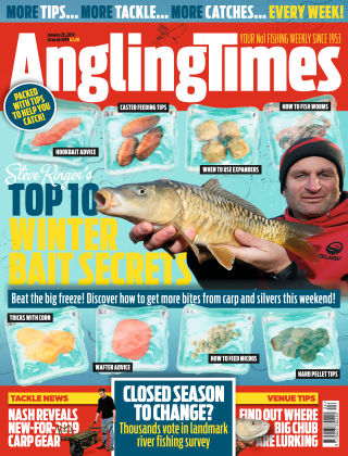Angling Times Issue 3399