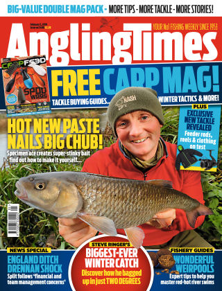 Angling Times Issue 3400
