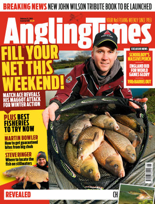 Angling Times Issue 3401