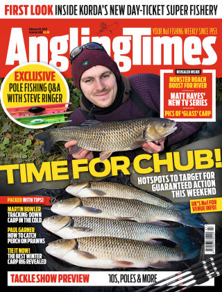 Angling Times Issue 3402