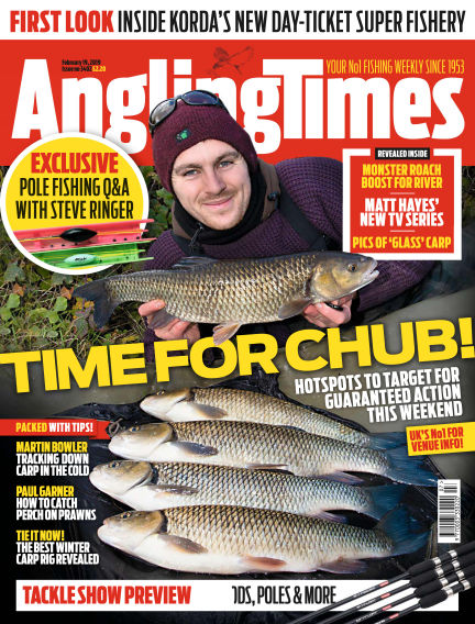 Angling Times February 19, 2019 00:00