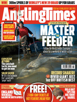 Angling Times Issue 3403