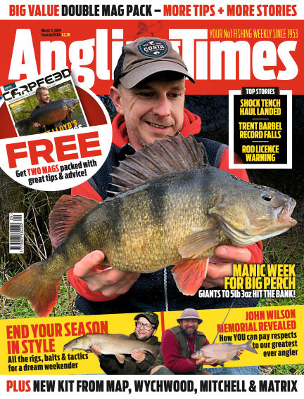 Angling Times March 05, 2019 00:00