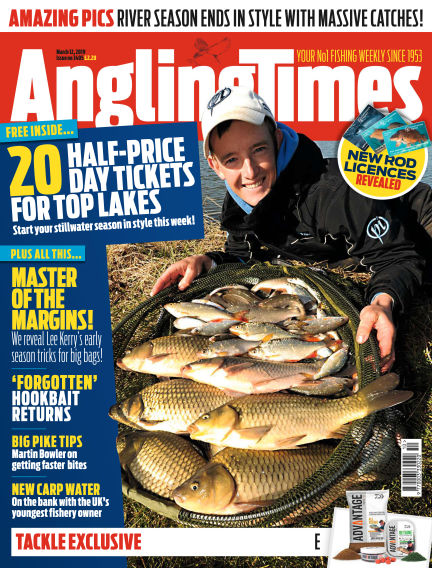 Angling Times March 12, 2019 00:00