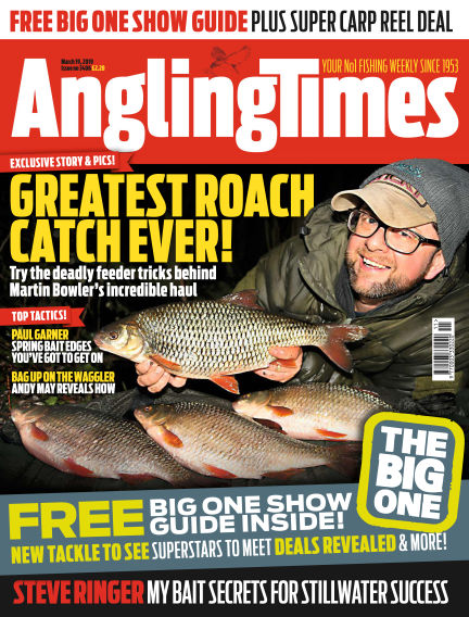 Angling Times March 19, 2019 00:00