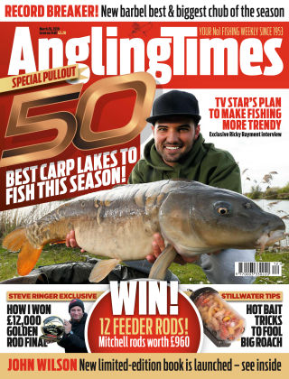 Angling Times Issue 3407