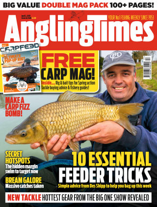Angling Times Issue 3408
