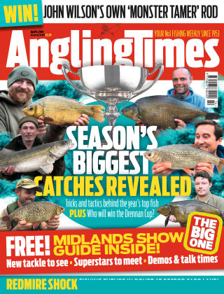 Angling Times Issue 3409
