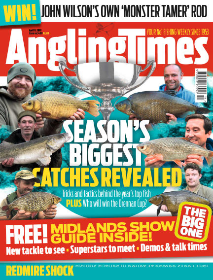 Angling Times April 09, 2019 00:00
