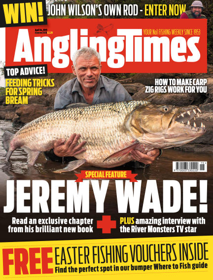 Angling Times April 17, 2019 00:00