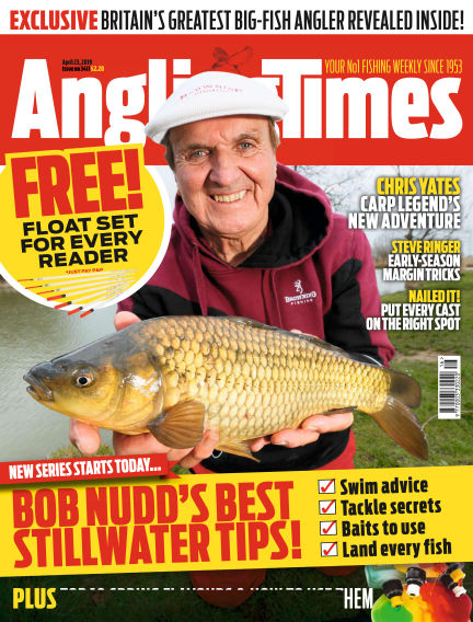 Angling Times April 24, 2019 00:00