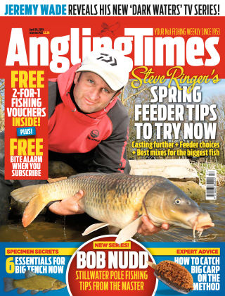 Angling Times Issue 3412