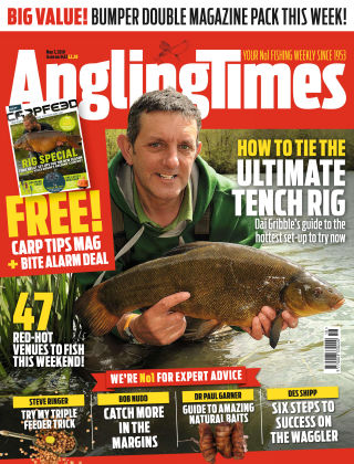 Angling Times Issue 3413