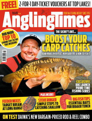 Angling Times Issue 3414