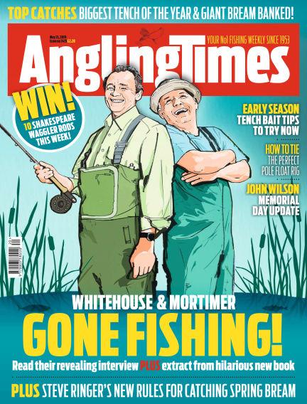 Angling Times May 21, 2019 00:00
