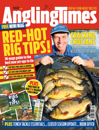 Angling Times Issue 3416