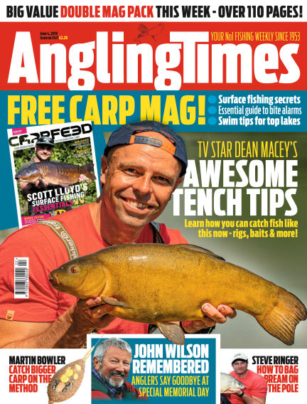 Angling Times June 04, 2019 00:00