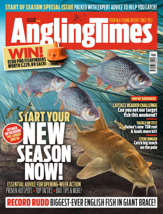 Angling Times Issue 3418