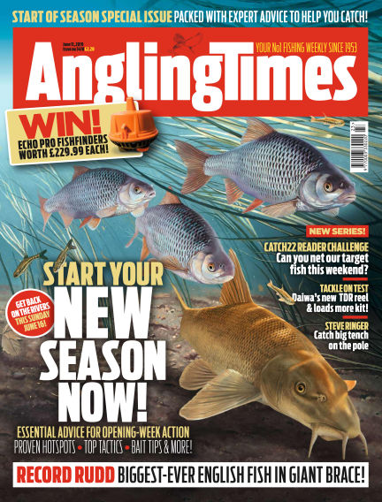Angling Times June 11, 2019 00:00