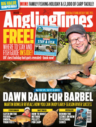 Angling Times Issue 3419