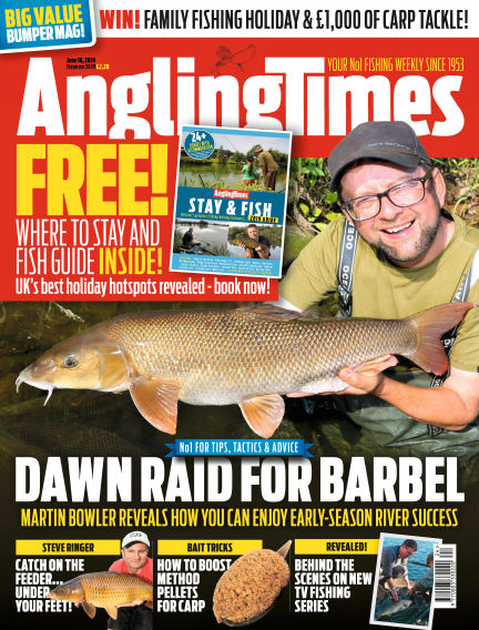 Angling Times June 18, 2019 00:00