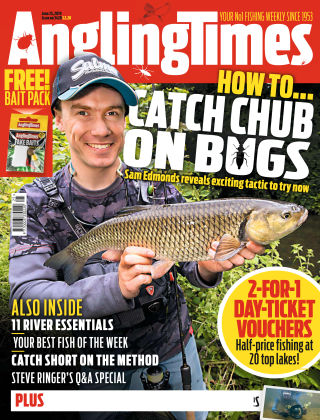 Angling Times Issue 3420