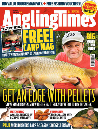 Angling Times Issue 3421