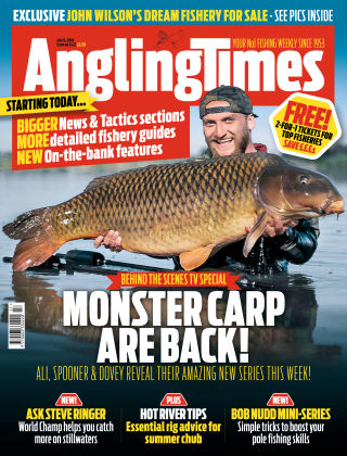 Angling Times Issue 3422