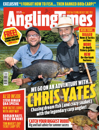Angling Times Issue 3425