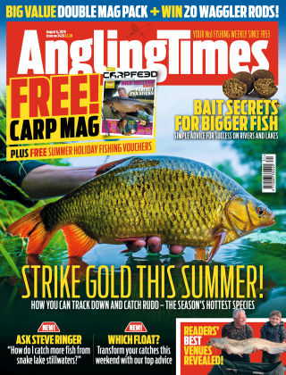 Angling Times Issue 3426