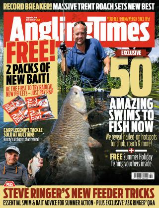 Angling Times Issue 3427