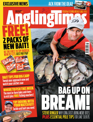 Angling Times Issue 3428