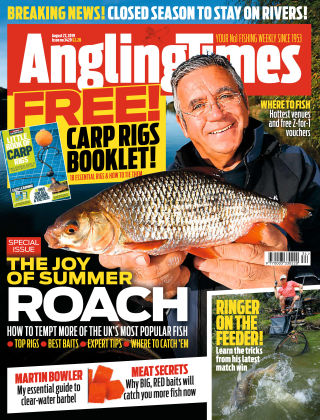 Angling Times Issue 3429