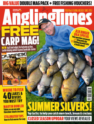 Angling Times Issue 3430