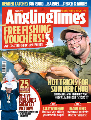 Angling Times Issue 3431