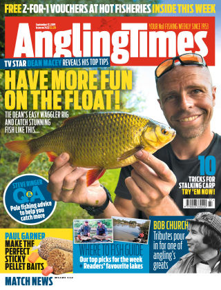 Angling Times Issue 3432